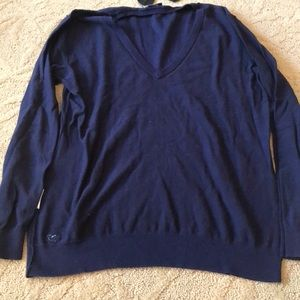 Navy Vineyard Vines Sweater